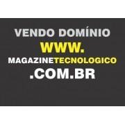 Vendo Domínio Site De Internet Magazinetecnologico.com.br