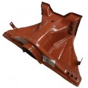 Cabeçote 4x1 Fusca 1300L 1500 1600 Chapa Grossa Tipo Exportação (Cabeça de Porco)