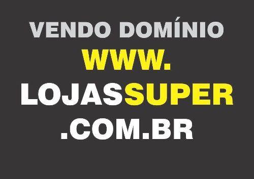 Vendo Domínio Site De Internet Lojassuper.com.br