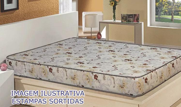 Capa para Colchão Princesa Com Zíper 78x15x190cm Solteiro Izaltex