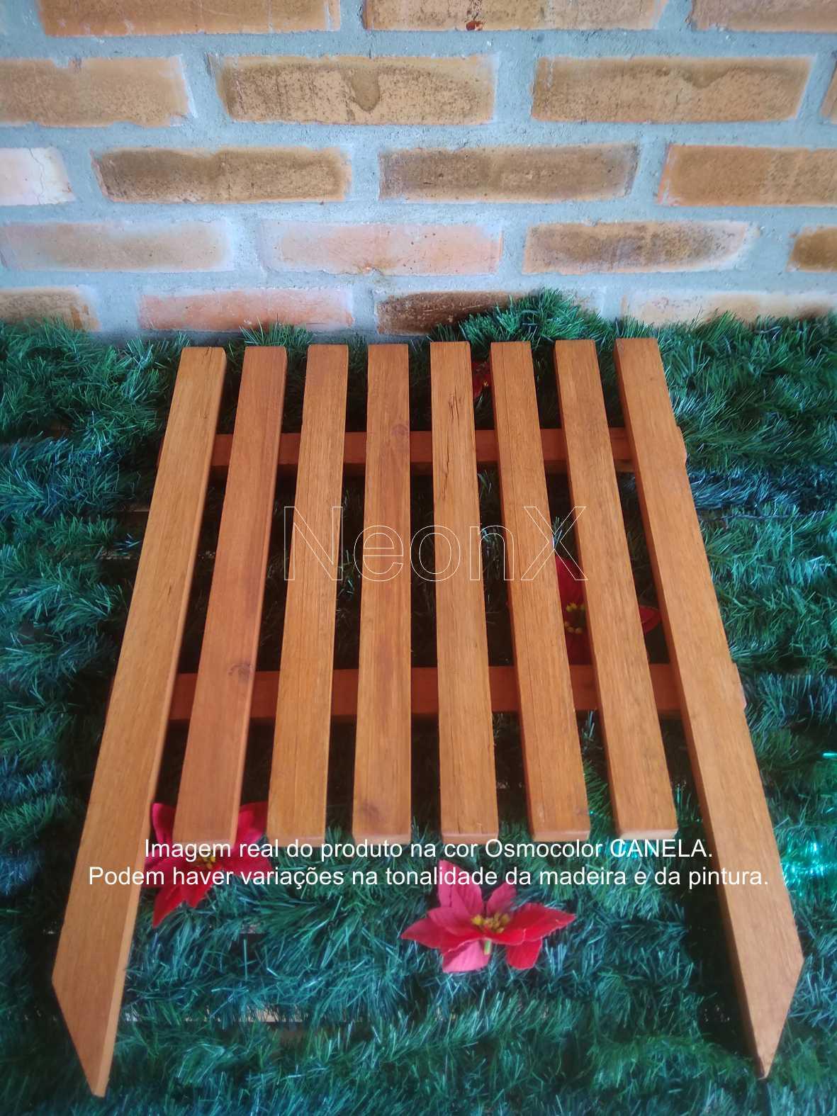 Kit 10 Un. Cerca para Jardim, Horta ou Decoração Clássica Modular Reforçada 50x65 cm Neonx