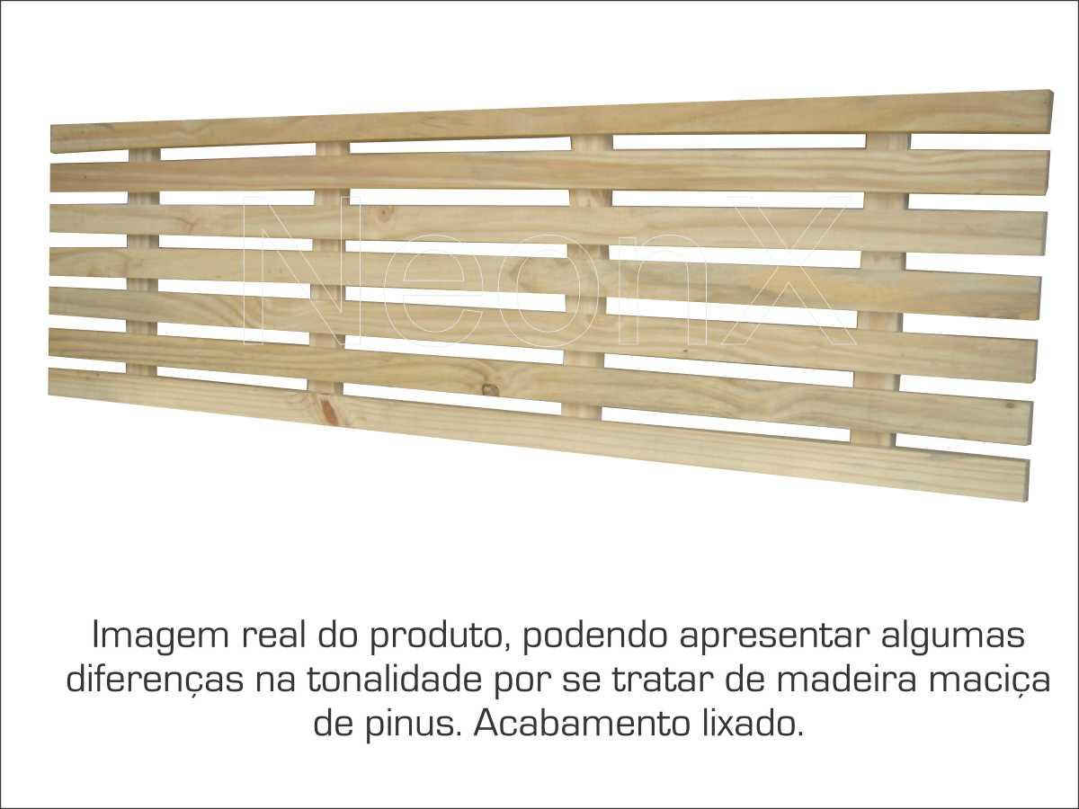 Painel Vertical Floreira, Deck, Prateleira, Mini Palet, Suporte Floreira, Tampa de Mesa 140x40 cm Acabamento Lixado NeonX