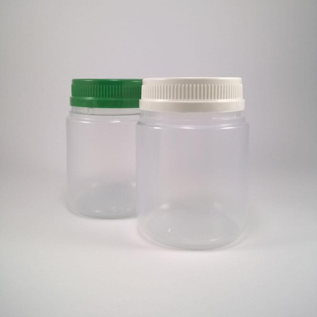 Pote Plástico 50 un. Mel, Geléias, Alimentos, Tintas 350ml