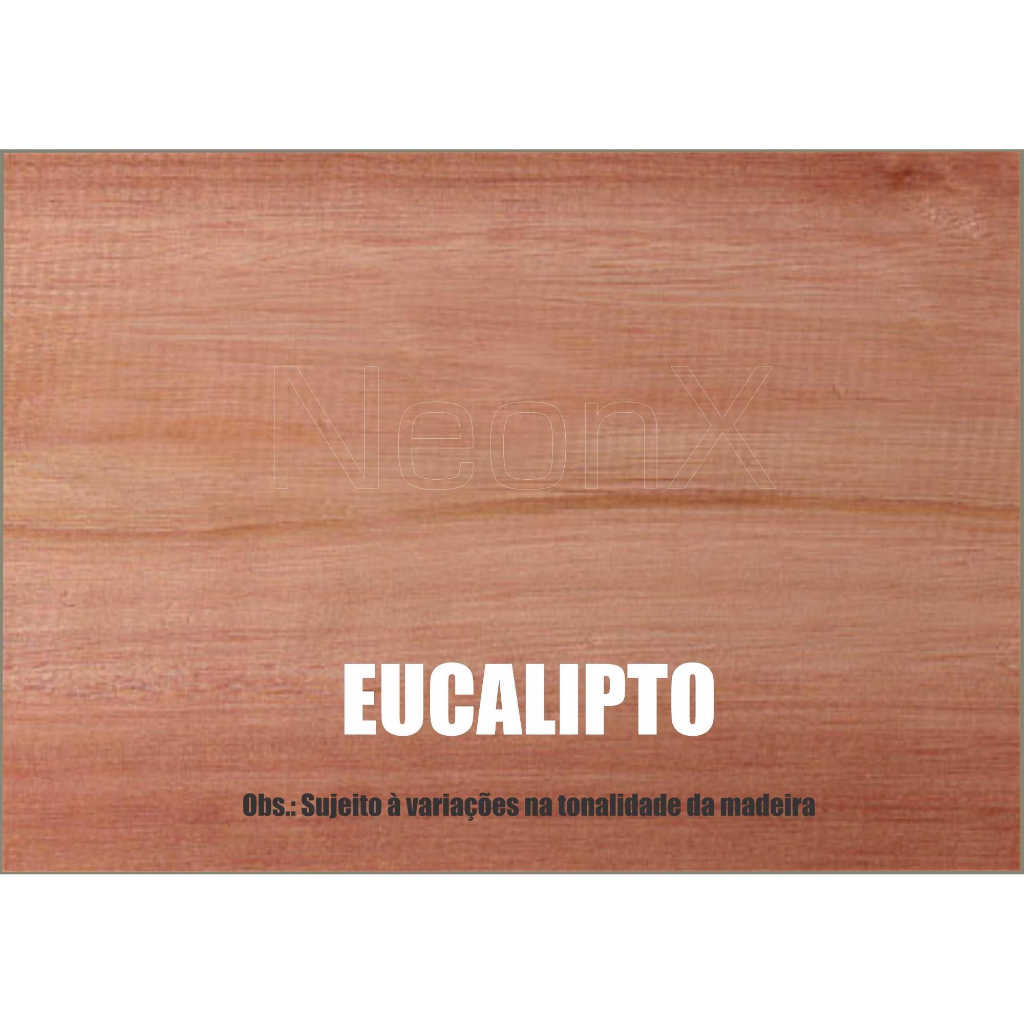 Ripa, Régua de Madeira 4x2x25 cm Aplainada (Dúzia) NeonX