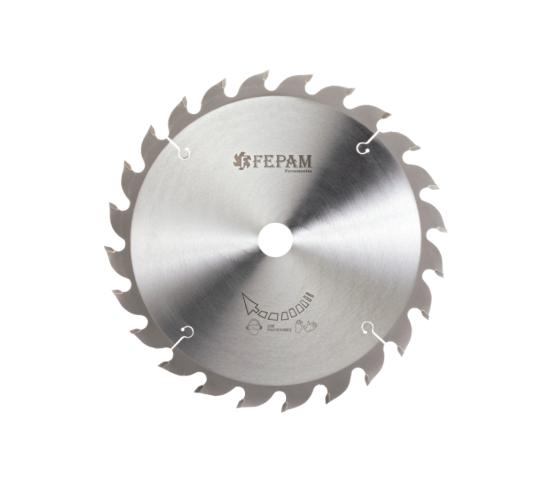 Serra Circular Profissional HM Para Corte Longitudinal Ø300 24 Dentes 3,2/2,2 D30  Mod. SW0153001