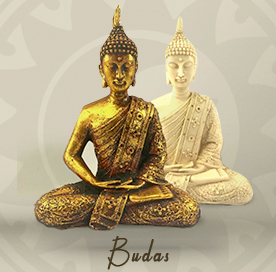 Esculturas de Budas