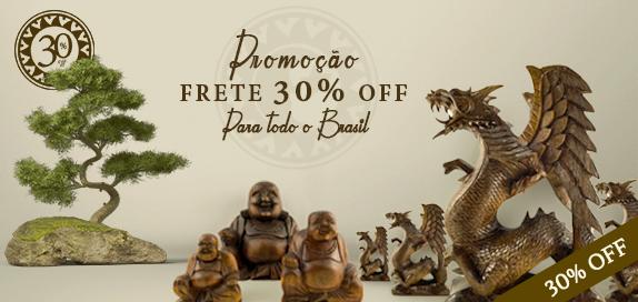 promoção: 30% de desconto no frete para todo o brasil!
