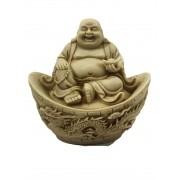 Buda Maitreya em Resina ( 10cm )