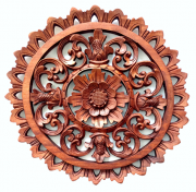 Mandala Flor de Lótus ( 40 cm )