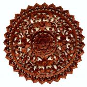 MANDALA FLOR DE LOTUS 80 cm