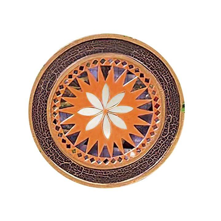 Espelho em Mosaico - Lotus - [20/30/40]