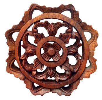 Mandala Flor de Lótus ( 15 cm )