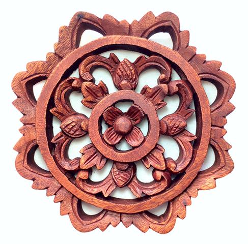 [DESTAQUE] Mandala Flor de Lótus ( 20 cm )