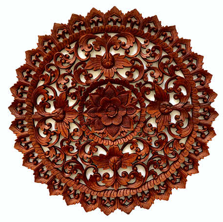 [DESTAQUE] Mandala Flor de Lótus ( 80 cm )