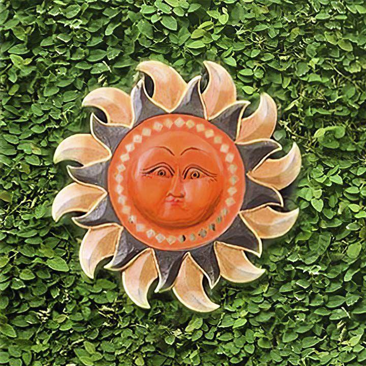 Sol Clássico com Detalhes em Espelho Mosaico -  [20/30/40]