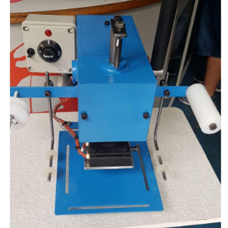 Máquina De Gravação Baixo Relevo P5 (hot Stamp) 110V OU 220V