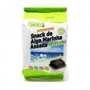 Alga Marinha Assada sabor Wasabi 10g