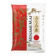 Arroz Branco Japonês Minami Mai Azuma Longo - 5kg