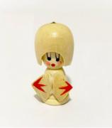 Chaveiro mini kokeshi