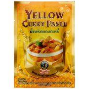 Curry Amarelo em Envelope - Pantai 50g