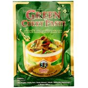 Curry Verde em Envelope - Pantai 50g