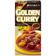 Golden Curry Karakuchi S&B 90g