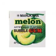 Goma de Mascar Melão Marukawa 5,4g