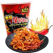 Lamen coreano sabor frango apimentado 70g - Hot Chicken Ramen 2x Spicy