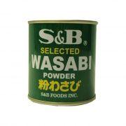 Raiz Forte Wasabi em pó kona S&B 30g
