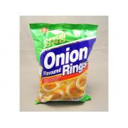 Salgadinho de Cebola Onion Flavoured Rings 50g