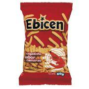 Salgadinho sabor Camarão Ebicen 60g