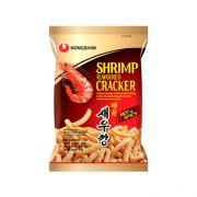 Salgadinho sabor Camarão Picante Shirimp Flavoured Cracker Hot&Spicy 75g