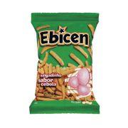 Salgadinho sabor Cebola Ebicen 60g