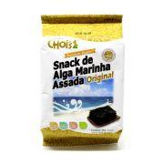 Snack de Alga Marinha Assada Original 10g