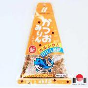 Tempero para Arroz Furikake - Peixe Katsuo e Mirin 30g