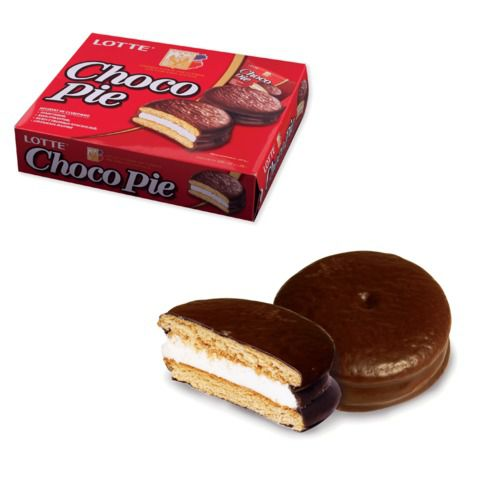 Alfajor de Chocolate Chocopie c/ 12und