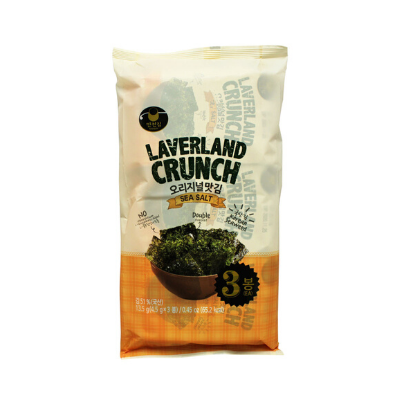 Alga Laverland Crunch Sea Salt 4,5g