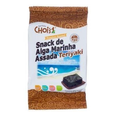 Alga Marinha Assada sabor Teriyaki 10g