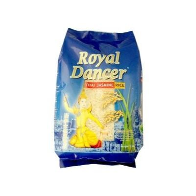Arroz de Jasmim Royal Dancer 1kg