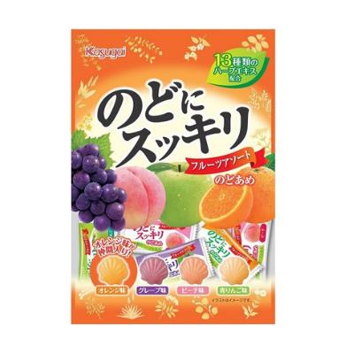 Bala Nodo Ni Sukkiri Fruits Kasugai 112g