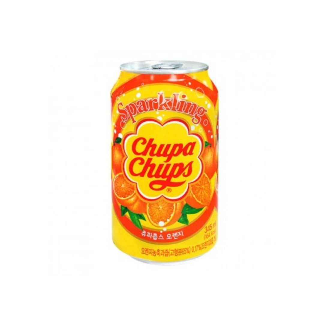 Bebida de Laranja Adoçada Chupa Chups 345ml