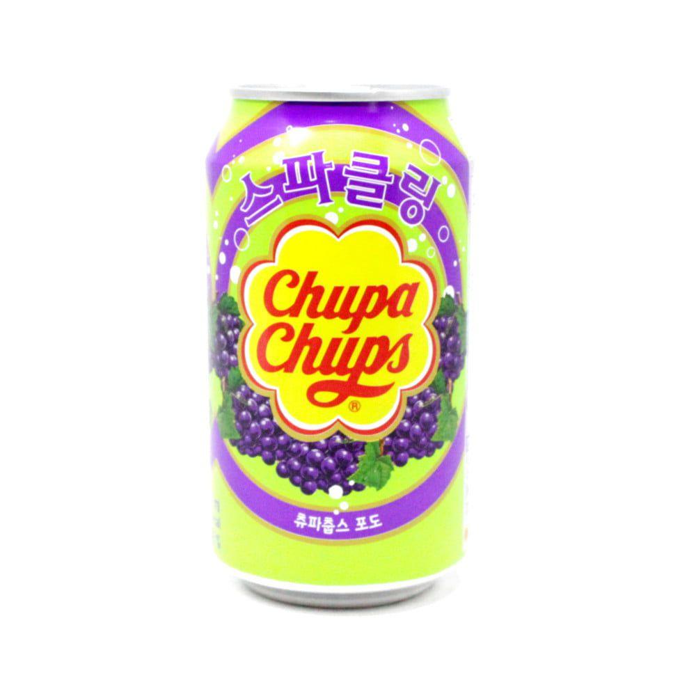 Bebida de Uva Adoçada Chupa Chups 345ml