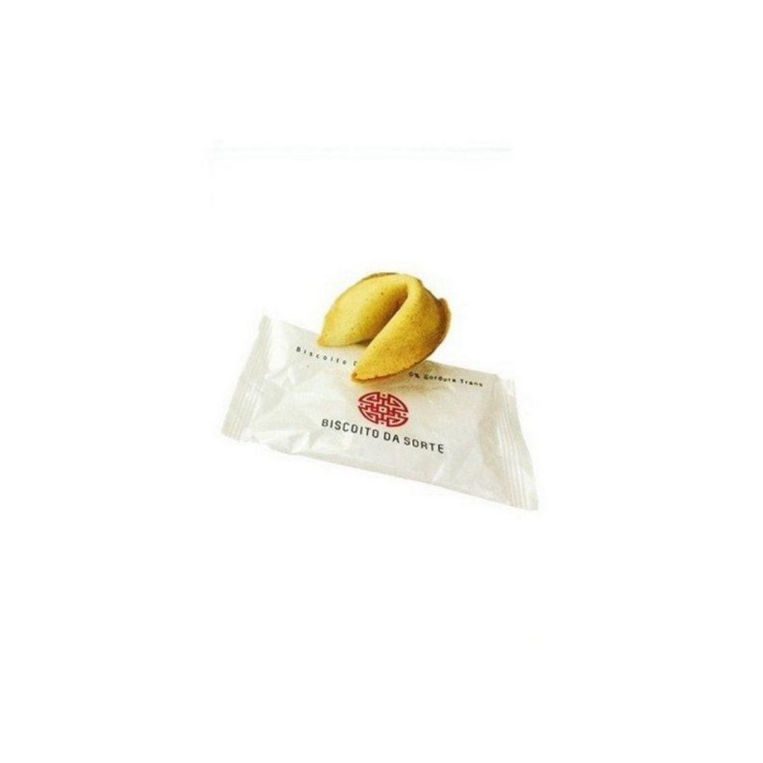Biscoito da Sorte pacote c/10 unidades 50g