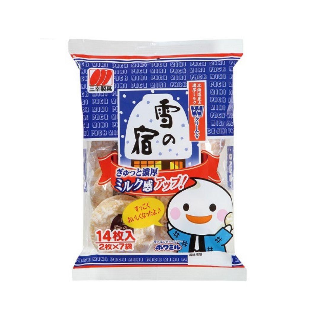 Biscoito de Arroz Yuki No Yado  94g