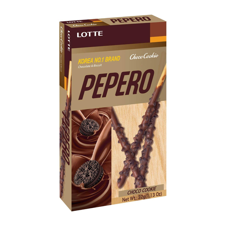 Biscoito de Palito Choco Cookie Pepero 32g