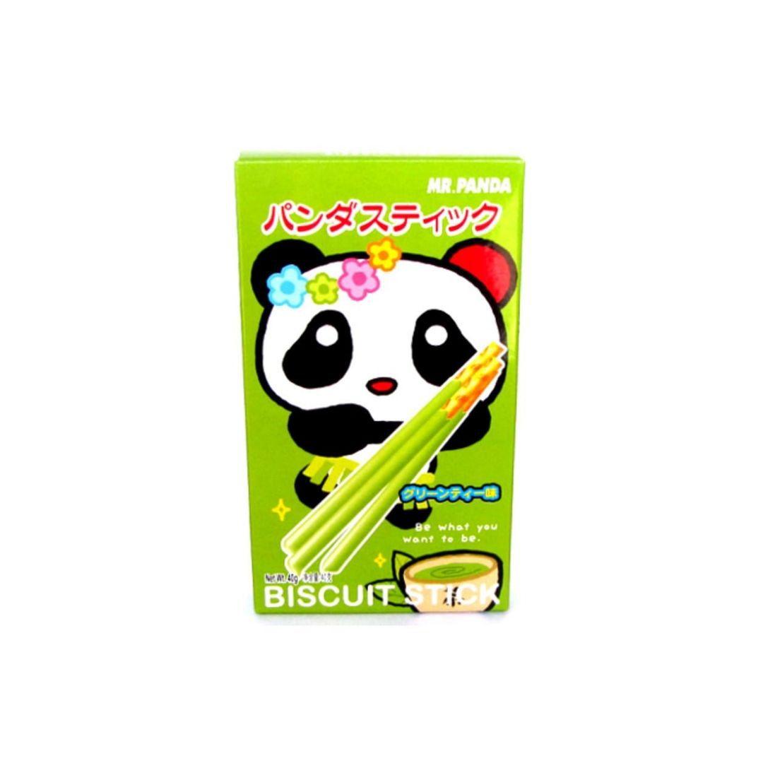 Biscoito Panda - Chá Verde 40g