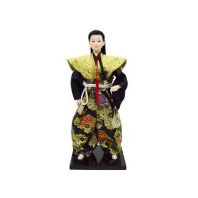 Boneco Samurai em Resina