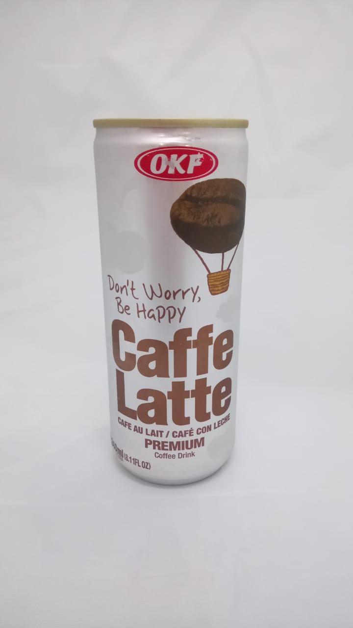 Café com leite- Caffe Latte Premium 240 ml