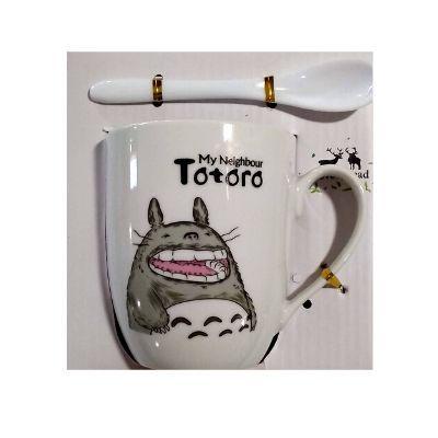 Caneca Totoro c/ Colher