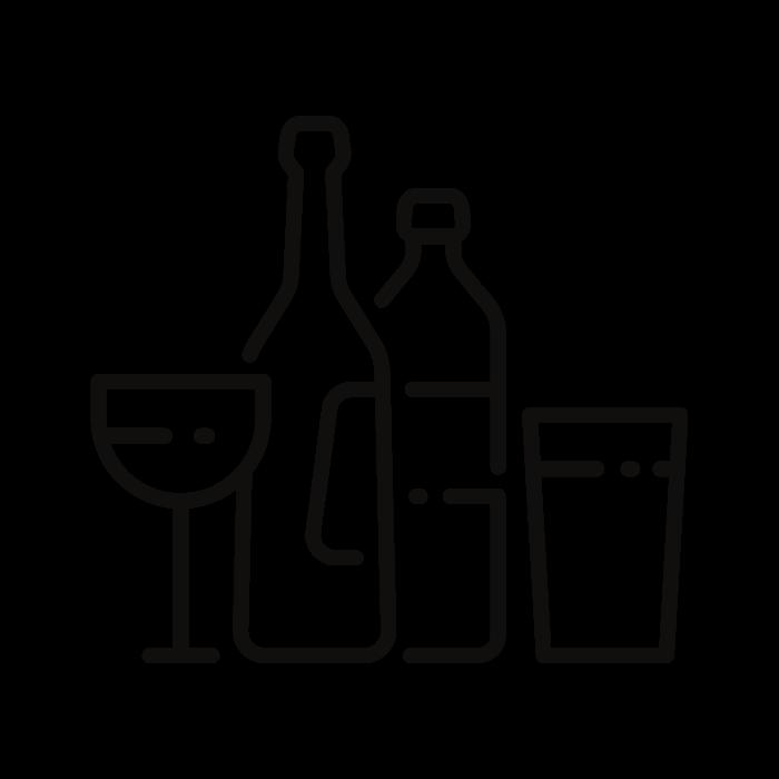Bebidas & Chás